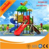 Comercial atraente Piscina Crianças castelo caça centro de reprodução de plástico