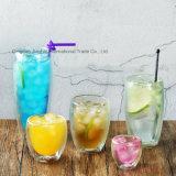 Nach Maß doppelte Schicht Wärme-Resisitance Glas-Cup