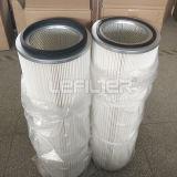 Гофрированный фильтр для сбора пыли картриджи для цементного завода
