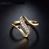 Cubic Zirconia CZ Vintage Lady Jewelry Jewels Boxing ring