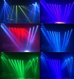 DJ Equipment 6 3W RGBW LED Moving Head Beam Light