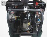 1600kg 전기 쌓아올리는 기계 (ES16-16RA)