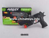 BO plástica hace fuego sobre el juguete con Flashlight&Infrare (1035103)