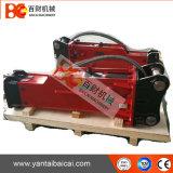Martello idraulico dell'interruttore di Yantai Baicai Sb50 Soosan con lo scalpello