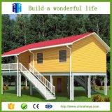 Heet Populair Geprefabriceerd huis die Moderne Geprefabriceerd die Huizen verschepen in China worden gemaakt