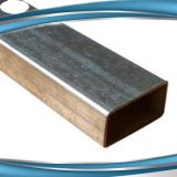 A210 Kohlenstoffstahl-rechteckiges und quadratisches Gefäß für den Aufbau hergestellt in China