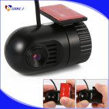 Carro quente DVR nenhum câmera do carro da alta qualidade do preto DVR do Carro-Detetor do registrador da tela carro durável video DVR de Registrator do registrador da auto