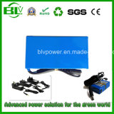 CCTV Camera di Battery DC12V 18ah AC-UK/EU/Us Charger del Litio-Ion
