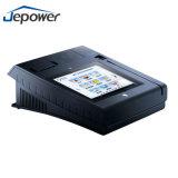 Posición toda de Jepower T508 en un soporte WiFi/3G/Nfc/Mag-Card/IC-Card