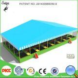 Europäischer Standard-olympisches konkurrierendes Trampoline-Park-Gerät