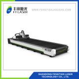 gravador 6015 do laser da fibra do metal do CNC 500W