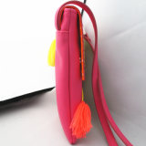 Bolo Giraffe Cross Body Pink PU Bag