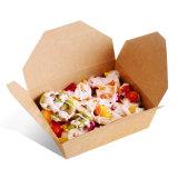 Cortadora disponible del CNC del rectángulo de la comida rápida del papel de Kraft del rectángulo de la comida rápida 1214