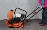 Compressor Vibratory concreto Gyp-15 da placa da gasolina do motor de Honda Gx160