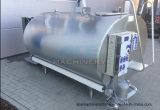 500L Stainless Steel cuves de refroidissement de lait prix avec le CIP (ACE-ZNLG-BF)