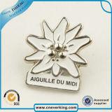 새로운 디자인 자석 기장 접어젖힌 옷깃 Pin 선전용 선물