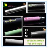 Batteria elettronica variopinta di Vape della sigaretta per la spremuta di E o l'olio di Cbd