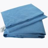 De antislip Handdoek van de Mat van de Yoga Microfiber, de Absorberende Handdoek van het Strand