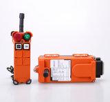 Trasmettitore senza fili e ricevente di singola velocità per la gru con il tasto 2