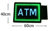 Banque étanche ATM signer avec la carte d'éclairage LED