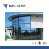 Очистить/цветной/Toughend/Low-E с двойными стеклами стекло стекло для скрытых полостей окна, двери