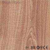 Plancher en bois de planche de PVC d'étage de vinyle des graines de maison et d'utilisation commerciale