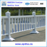 Heißes Outdoor Polyester Powder Coating Paint für Guardrail