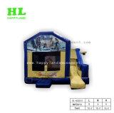 Vaiana Thema-aufblasbarer Prahler und Plättchen-kombiniertes federnd Schloss für Kinder