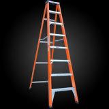 De Vouwbare Ladder van de Stap van de Techniek FRP met het Dienblad van het Hulpmiddel