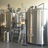 5bbl de alta calidad personalizado Comercial Venta de equipo de fábrica de cerveza
