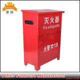 Caixa do extintor de incêndio do metal da alta qualidade