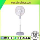 justierbarer industrieller elektrischer Standplatz-Ventilator der Höhen-16inch