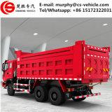 Sinotruk 371HP 덤프 트럭 8X4 40tons 광업 팁 주는 사람 트럭