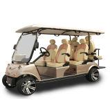Carro de golfe Veículo utilitário 4 + 2seat Tourist Shuttle Cart
