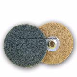 Roda redondo de Nylon abrasivos para polimento de moagem