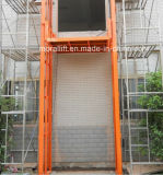 Plate-forme élévatrice manuelle/Fret Fret Ascenseur ascenseur vertical