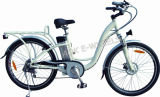女の子(TDE-038XB)のための250WリチウムBatteryt都市電気自転車
