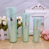 緑のアクリルのクリーム色の瓶のローションのびん(PPC-CPS-065)を包む新しい化粧品