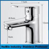 Preiswerte fabrikmäßig hergestellte moderne sondern Griff-Kalt-/Warmwasser Auslaufventil für Badezimmer-Bassin aus