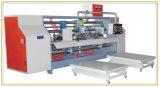 Máquina doble de la grapadora del rectángulo de papel del pedazo