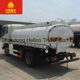 Sinotruk HOWO 4*2 15000L do caminhão-tanque de óleo combustível