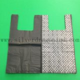 Мешок несущей хорошего печатание Biodegradable для пользы покупкы