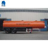 Titaan 2 de Semi Aanhangwagen van de Tank van de Brandstof van de Assen van 30cbm