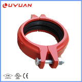 ASTM A 536 Grado 65-45-12 Ductilie accesorios de tubería ranurado de hierro con FM Aprobación UL