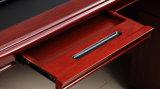 現代木材料によって曲げられる事務机(FEC-A01)