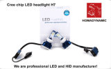 Carro de LED de luz do farol de LED de chip CREE H8/H9/H10