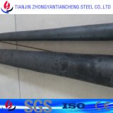 Barra de aço inoxidável 1.4539/904L na superfície preta no processo de laminados a quente