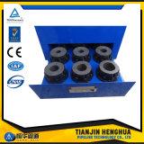 1/4 '' ~2 '' di macchine di piegatura del tubo flessibile idraulico industriale/addetto allo stampaggio tubo di gomma da vendere