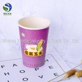 Tasse de café chaud papier