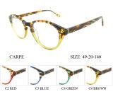 Blocco per grafici ottico di vetro ottici di Eyewear dell'ultimo nuovo di disegno monocolo dell'acetato
